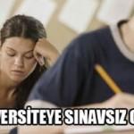 Aöf Sınavsız ikinci üniversite imkaanı
